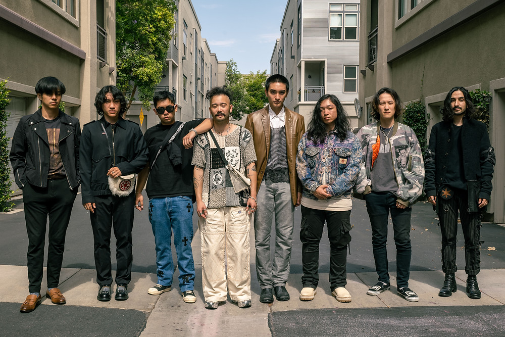 Group photo of Find Hid.n, an Archive Fashion Store based in California
