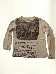 Sex Oliver Twist T-shirt in Jun Takahahi & Hiroshi Fujiwara Seditionaries Collection Book
