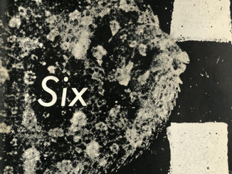 Front Cover of Comme des Garcons SIX Number 3, 1989 | ARCHIVE.pdf
