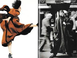Yohji Yamamoto AW1995 & AW1984