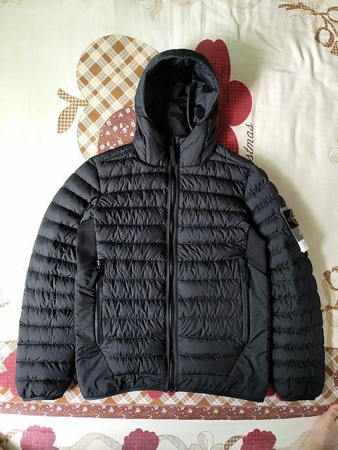 buy sale 2018 shoes another chance Stone Island Black 17FW 40124 DOWN JACKET TOPSTONEY DOWN JACKET 3 ...