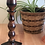 Thumbnail: Vintage Wood Candlestick Holders