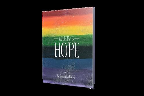 Allegra's Hope - HARDCOVER