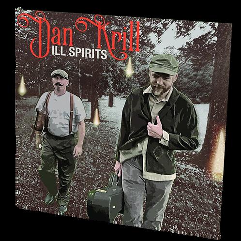 Ill Spirits [CD]
