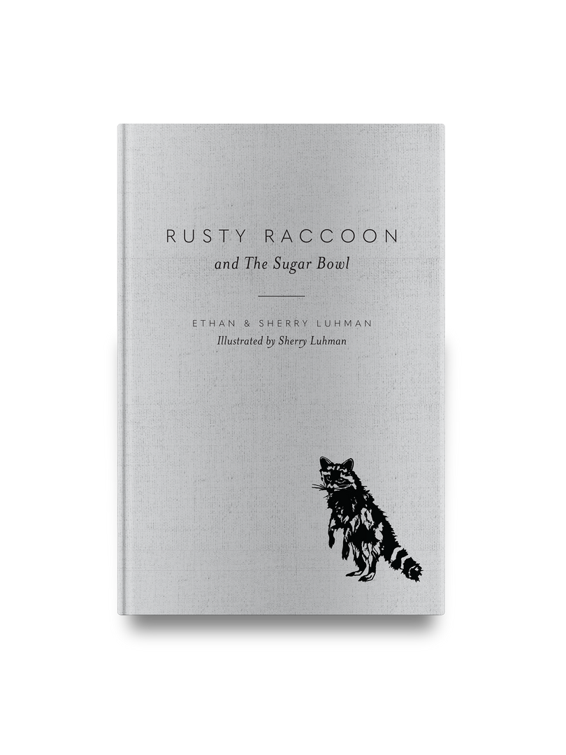Rusty the Raccoon