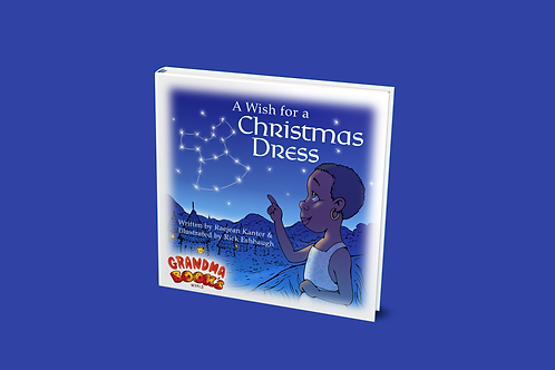A Wish for a Christmas Dress [paperback]
