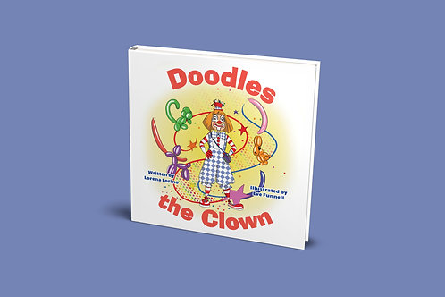 Doodles the Clown - HARDCOVER