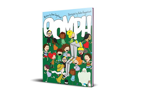 Oomph: A World of Words [paperback]