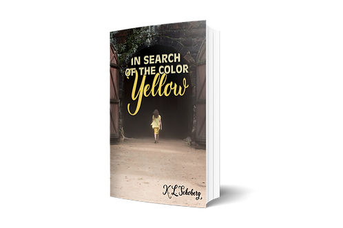 In Search of the Color Yellow [paperback]