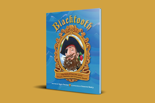 Blacktooth [hardcover]