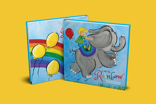Wish Me a Rainbow - HARDCOVER