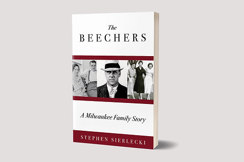 The Beechers - Hardcover with dust jacket