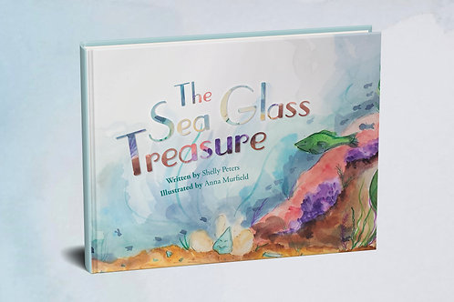 The Sea Glass Treasure [hardcover]