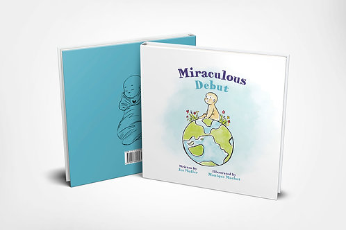 Miraculous Debut - hardcover