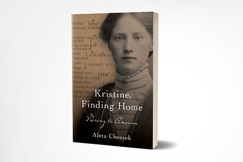 Kristine, Finding Home: Norway to America [paperback]