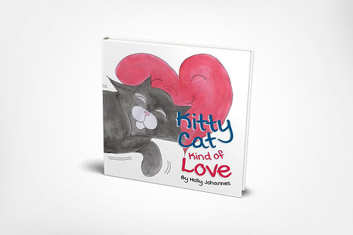 Kitty Cat Kind of Love - Hardcover