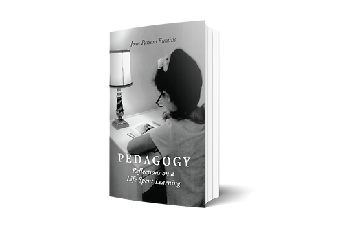 Pedagogy: Reflections on a Life Spent Learning [hardcover]