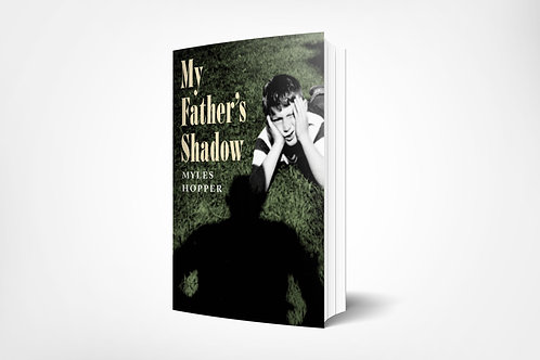 My Father's Shadow - Paperback