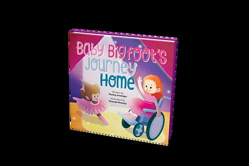Baby Bigfoot's Journey Home [hardcover]
