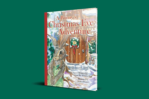 A Bunny's Christmas Eve Adventure - Hardcover