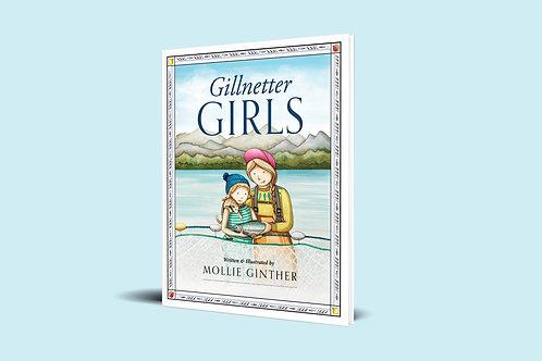 Gillnetter Girls - Hardcover