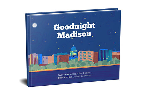 Goodnight Madison - Hardcover