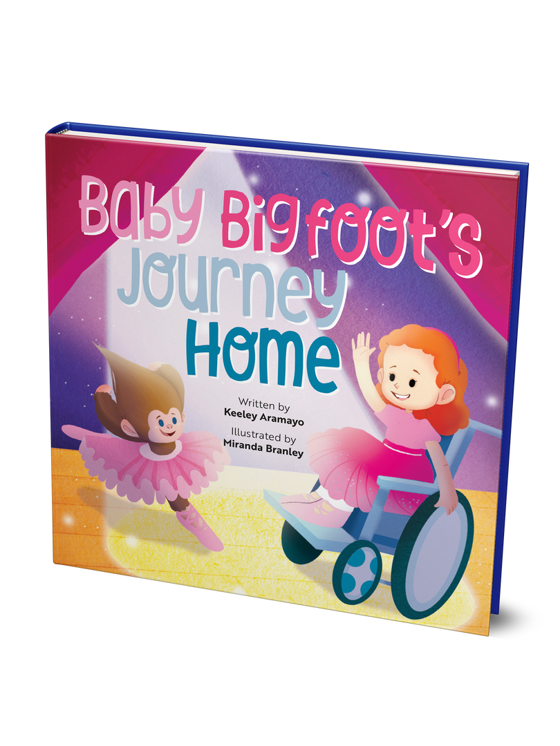 Baby Bigfoot's Journey Home