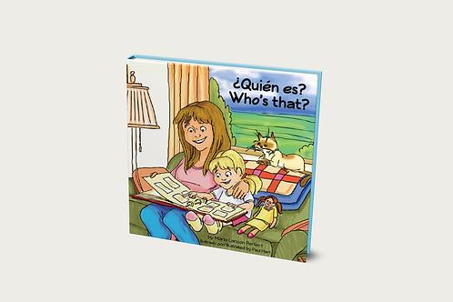 ¿Quién es? Who's That? [paperback]