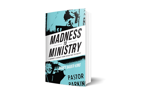 Madness to Ministry [paperback]