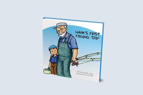 Hank's First Fishing Trip [paperback]
