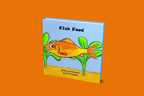Fish Food - PAPERBACK