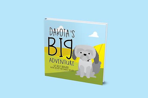 Dakota's Big Adventure [paperback]