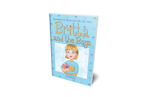 Britta and the Boys - PAPERBACK