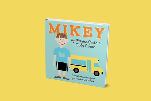 Mikey - PAPERBACK