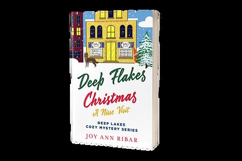 Deep Flakes Christmas: A Nisse Visit [paperback]