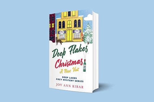 Deep Flakes Christmas: A Nisse Visit - PAPERBACK
