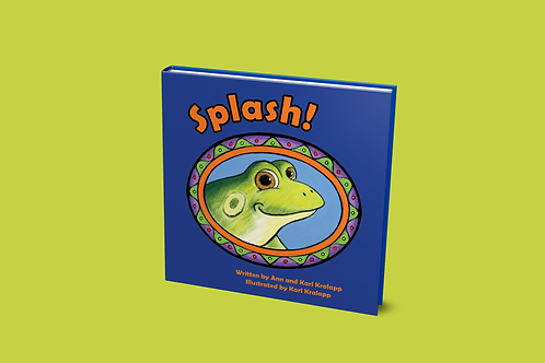 Splash [hardcover]