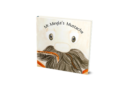 Mr. Mingle's Mustache - PAPERBACK