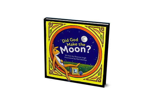 Did God Make the Moon? - Hardcover
