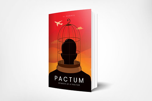 Pactum - hardcover with dust jacket