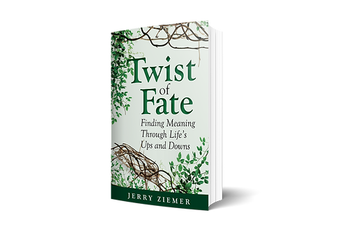 Twist of Fate: Finding Meaning Through Life's Ups and Downs [paperback]