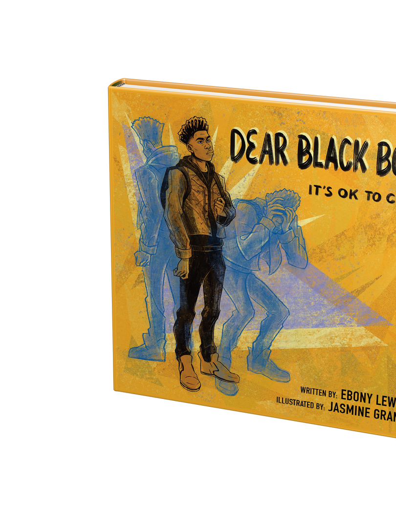 Dear Black Boy: It's OK to Cry