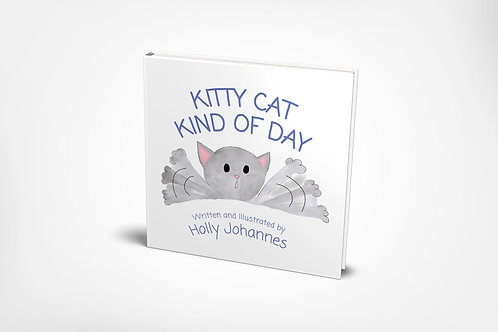 Kitty Cat Kind of Day - Paperback