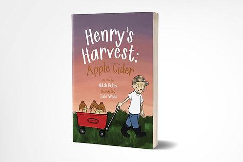 Henry's Harvest: Apple Cider [paperback]