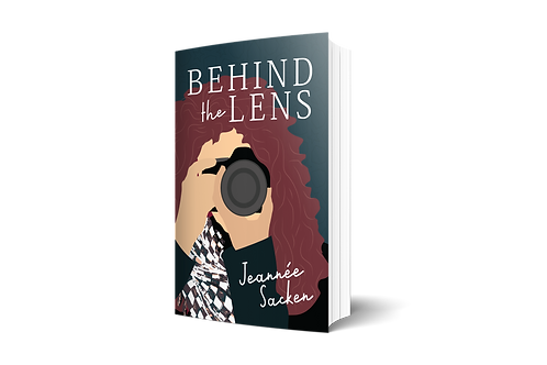 Behind the Lens - PAPERBACK