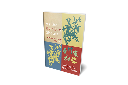 As the Bamboo Shoots [paperback]