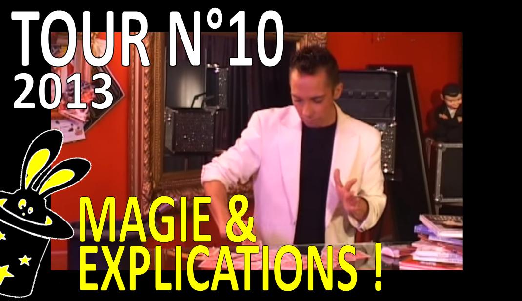 Dorian Maknamara magicien mentaliste