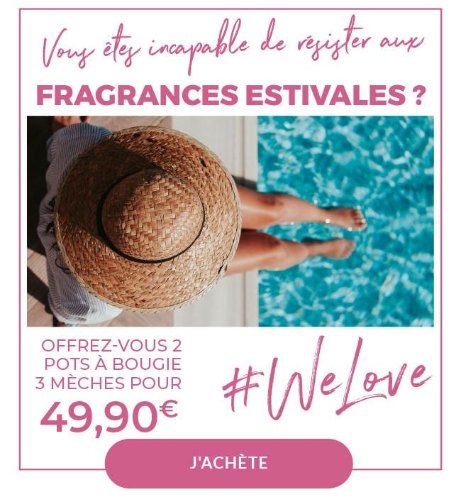 Partylite Belgique promotion offre du moment Collection de bougies parfumées. Galet de cire. Diffuseur de senteurs sans flammes accessoires de décoration