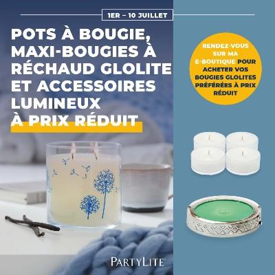 prix bougie partylite promo  Bougie parfumée - Fragrances - Décor Partylite  Belgique
