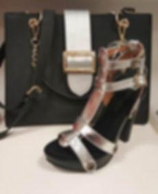 catalogue 209 - sac galibelle rosemary noir ceinture argent